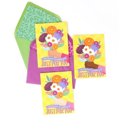 Floral Frenzy Stationery Bundle