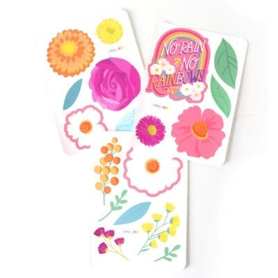 Floral Frenzy Planner Bundle