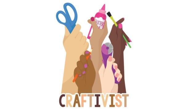 Craftivist Print