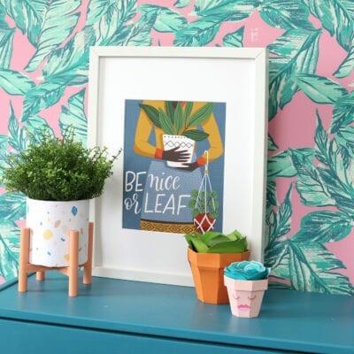 Plant Love Stationery Bundle