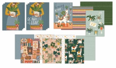 Plant Love Stationery Bundle