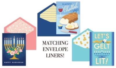 Hanukkah Greeting Card Bundle