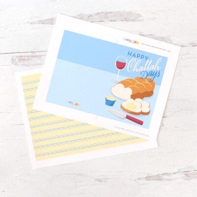Hanukkah Greeting Card Bundle