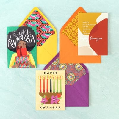 Kwanzaa Greeting Card Bundle