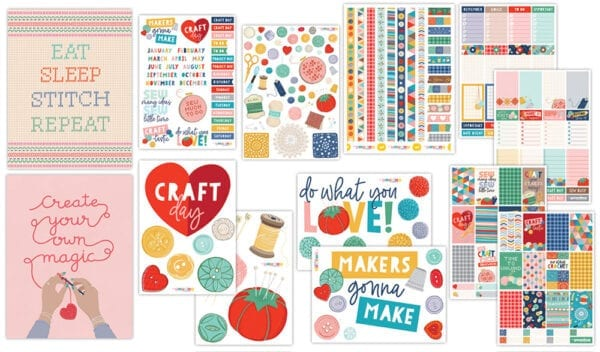 Making It Planner Bundle
