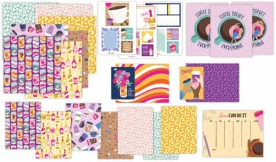 Sip Sip Hooray Stationery Bundle